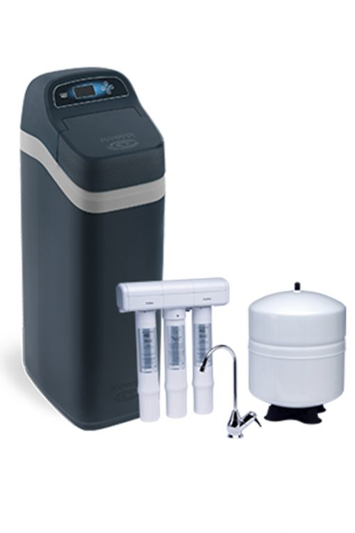 Softener + Reverse Osmosis